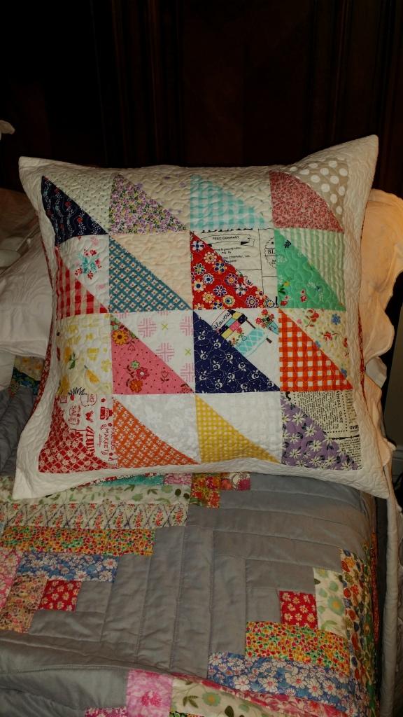 HST pillow front